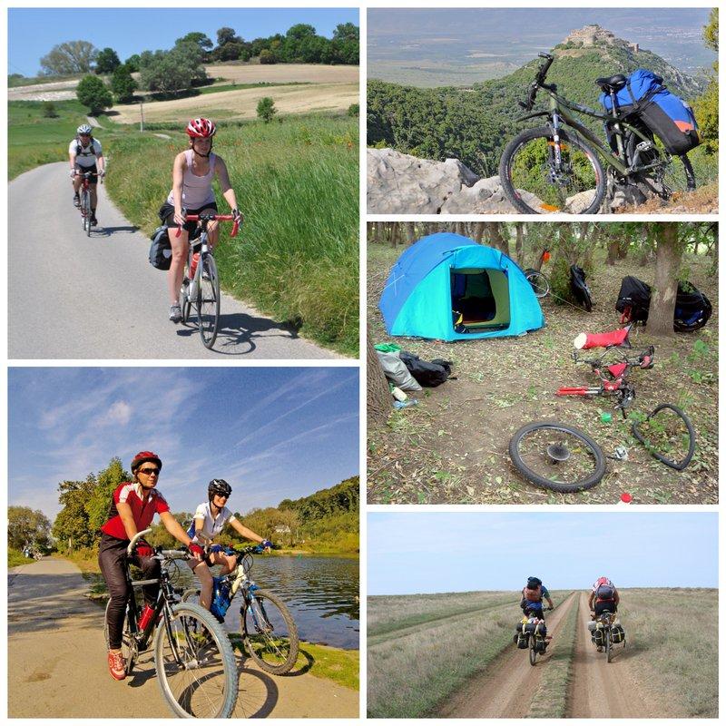 Велотуризм - хобби полезное для здоровья