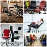 Как правильно выбрать офисное кресло