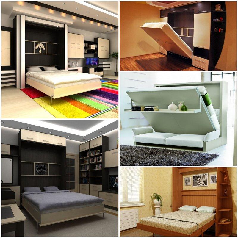 Как самому сделать встроенную кровать
