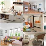 Мебель для однокомнатной квартиры – простые решения