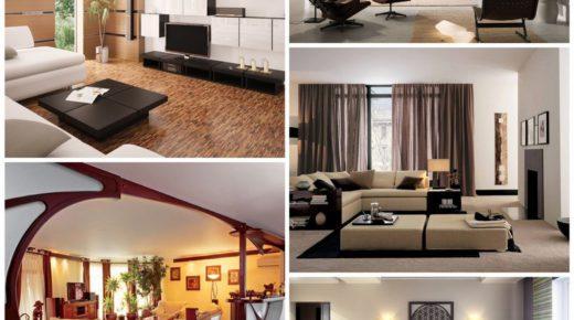Ремонт гостиной: основные этапы ремонта