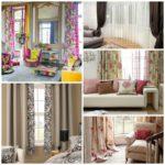 Шторы в оформление квартиры — советы по выбору