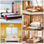 Современная мебель для спальной комнаты