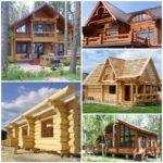 Современное строительство деревянных домов