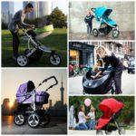 Трехколесные коляски – важные советы по покупке