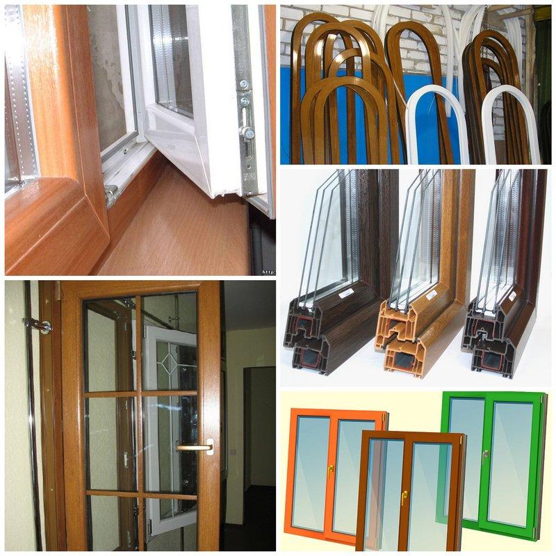 Выбираем ламинированные металлопластиковые окна