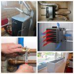 Выбор системы отопления: водяная или воздушная