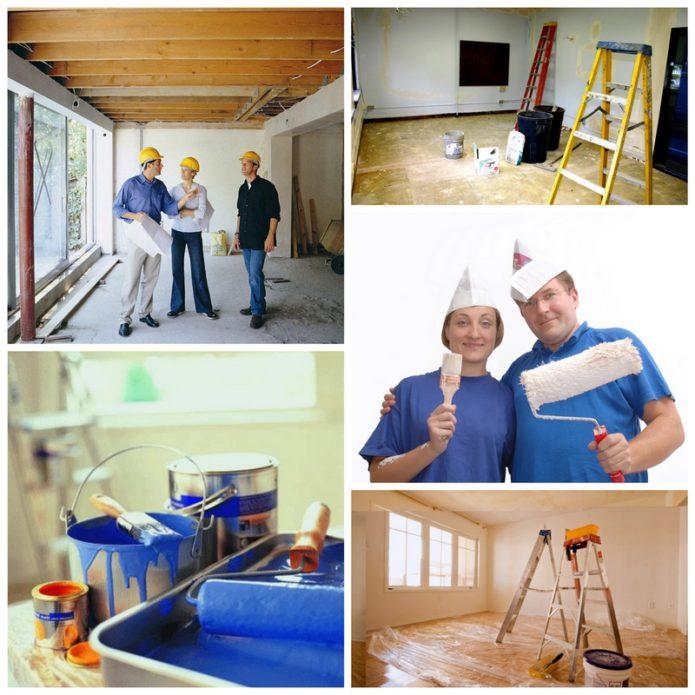Делаем планировку и ремонт в квартире