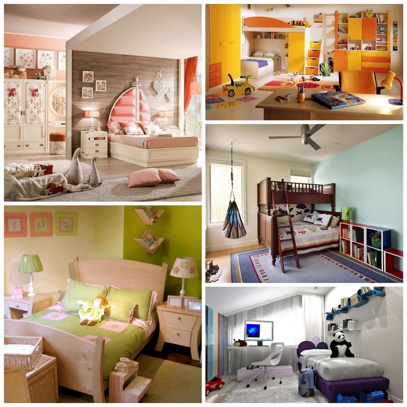 Детская мебель и правила её выбора