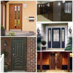 Добро пожаловать или выбор входной двери для вашего дома