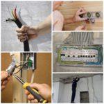 Электропроводка своими руками