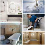 Главные ошибки при ремонте ванной комнаты