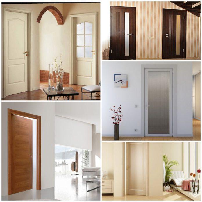 Как подобрать межкомнатные двери и напольное покрытие