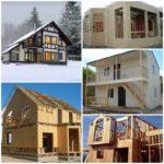 Каркасно-щитовые дома — достоинства и недостатки