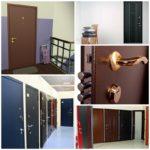 Металлические входные двери и их производство