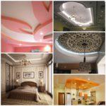 Подбор дизайна потолка в вашем доме