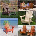 Происхождение садовой мебели — стул Адирондак
