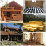 Строим деревянный дом: оптимальные сроки
