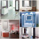 Тумба с зеркалом для ванной — советы покупателям