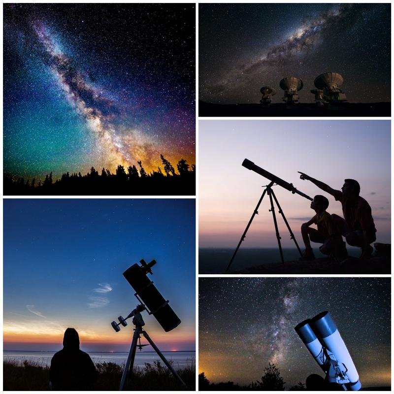 Чем интересен астрономический туризм