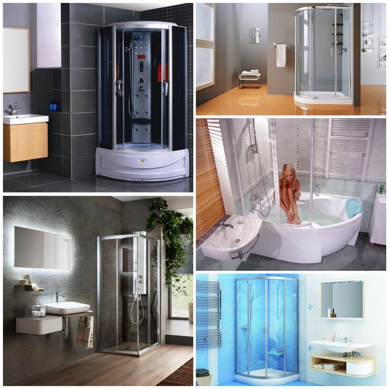 Душевая кабина в вашей ванной – ежедневный «душевный» душ!