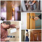 Как установить двери в своем доме?