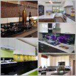 Кухонные стены и их оформление
