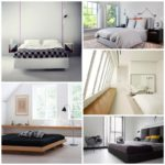 Минималистичная спальня – только сон, только отдых