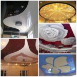 Натяжные потолки: преимущества и мнимые недостатки