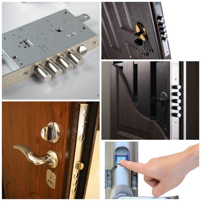 Выбор замка на входную дверь
