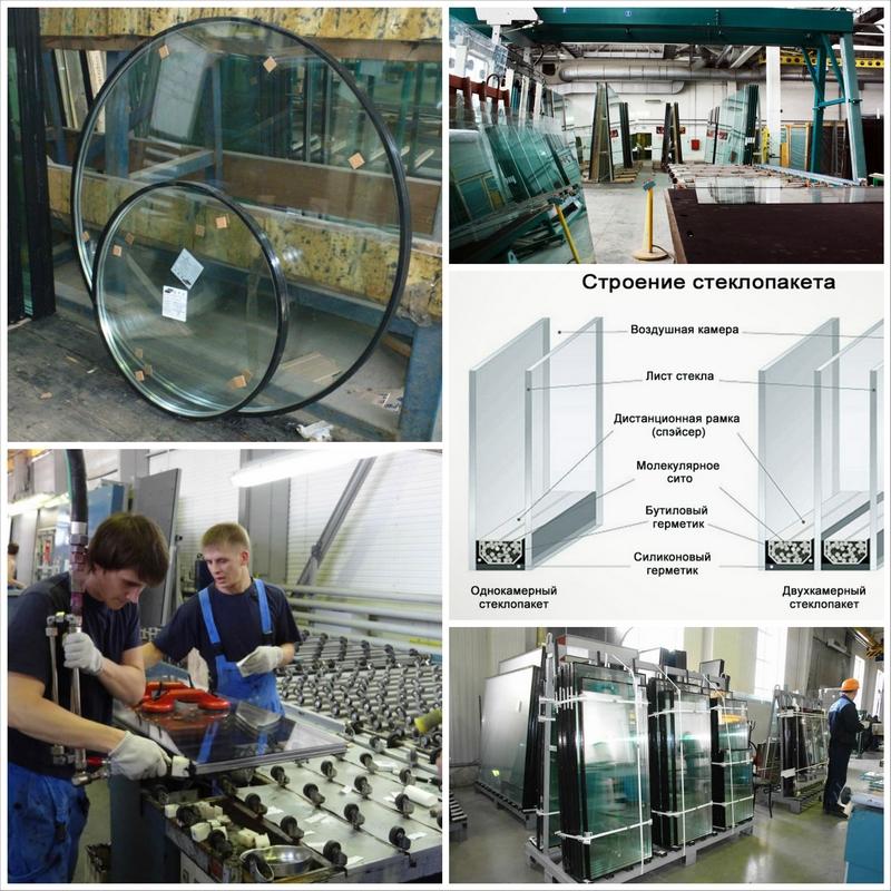 Производство стеклопакетов, как идея для бизнеса