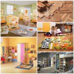 Выбираем правильное покрытие на пол для детской комнаты