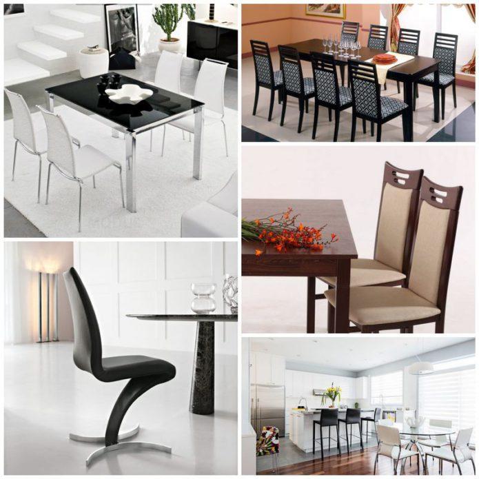Выбираем стулья для кухни и дачного участка