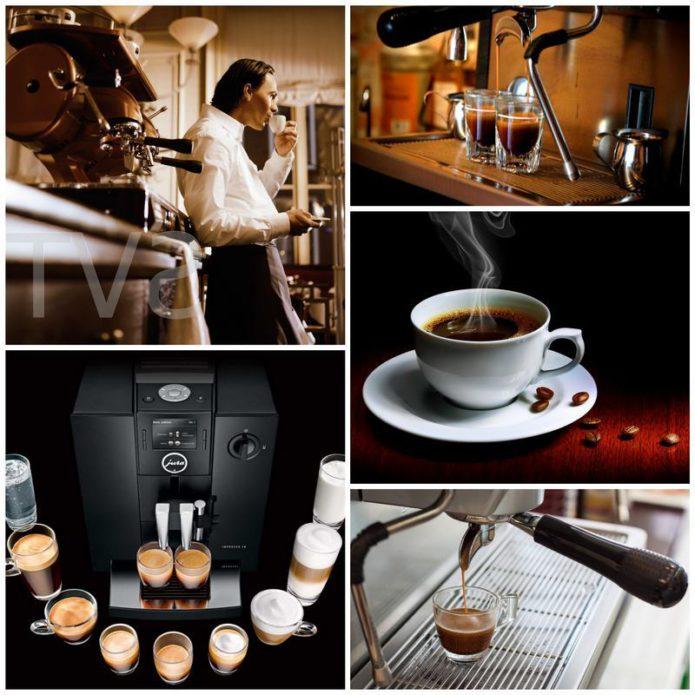 Выбор кофемашины для бара или кафе