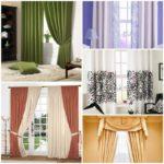 Как подобрать цвет штор в доме