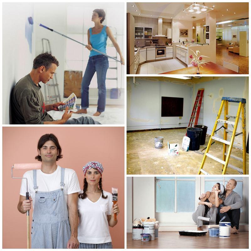 Как спланировать идеальный ремонт в новой квартире?