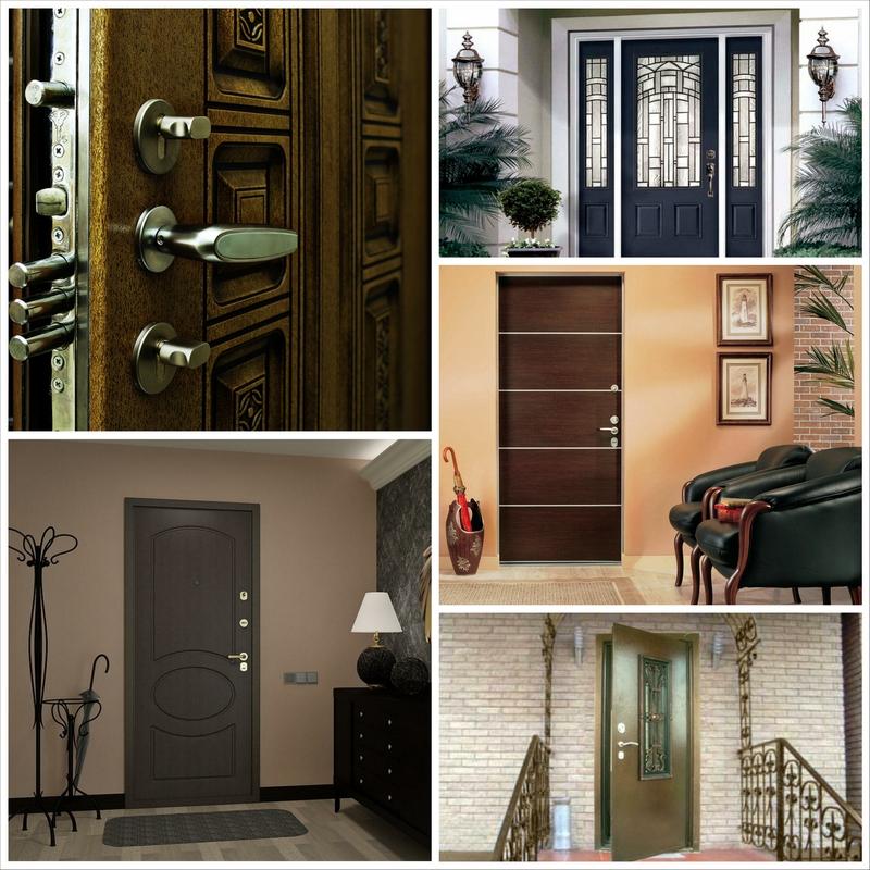 Металлические входные двери для вашего дома
