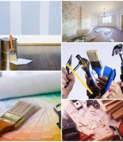 Порядок проведения ремонтных работ