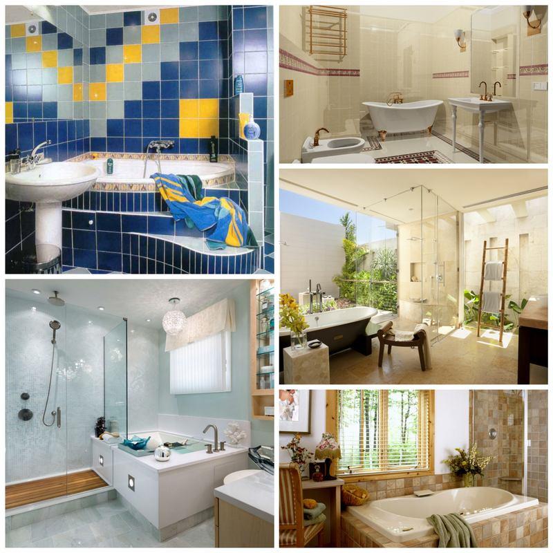 Практические рекомендации по созданию интерьера ванной комнаты