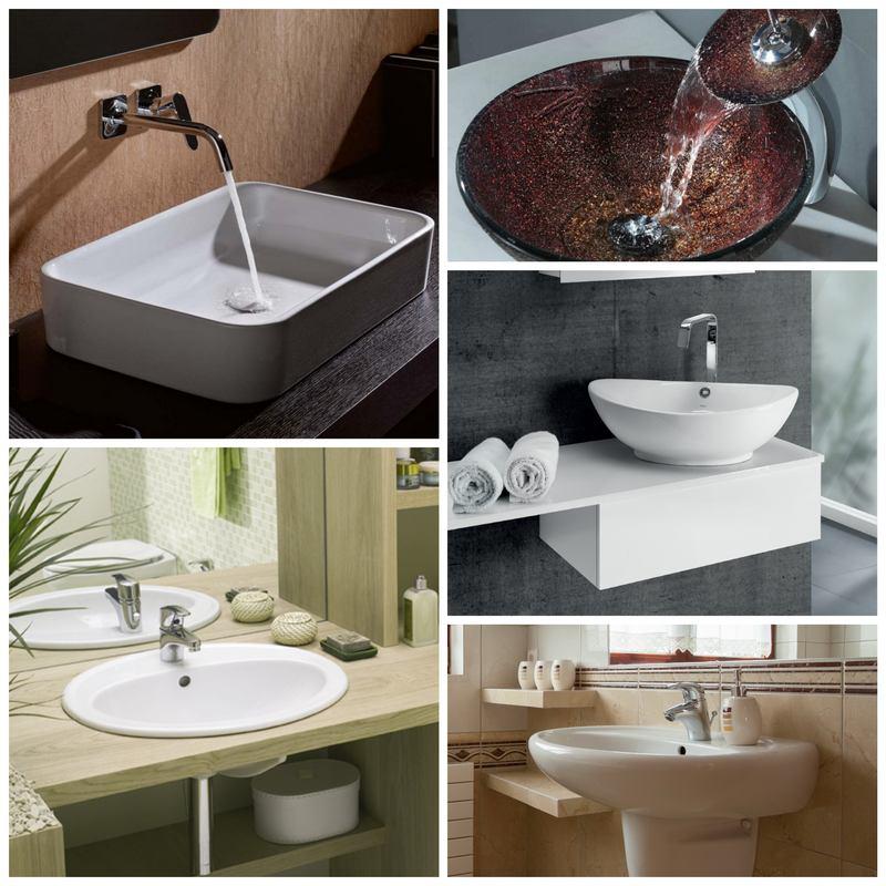 Раковина для ванной - советы по выбору