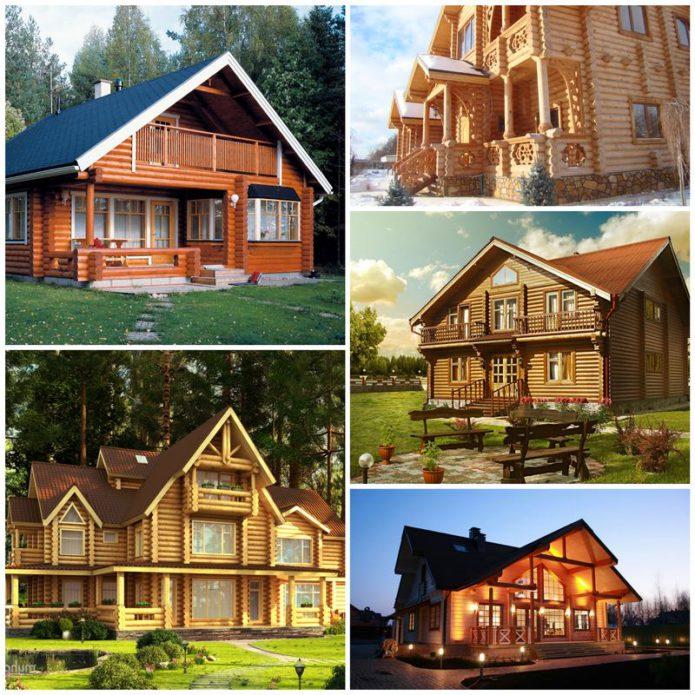 Рекомендации для желающих построить деревянный дом