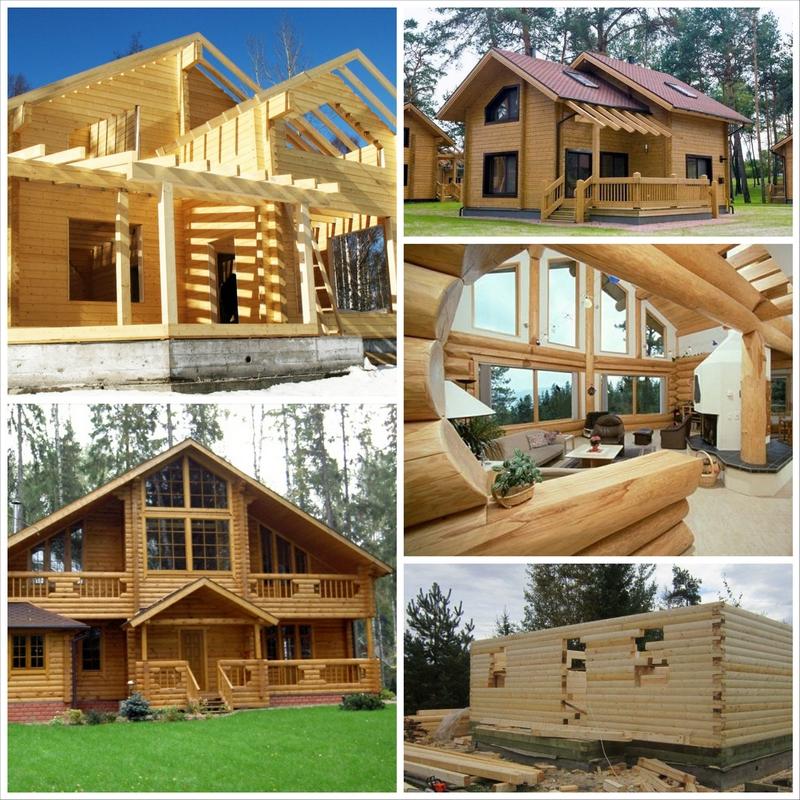 Рекомендации при выборе бруса для деревянного дома