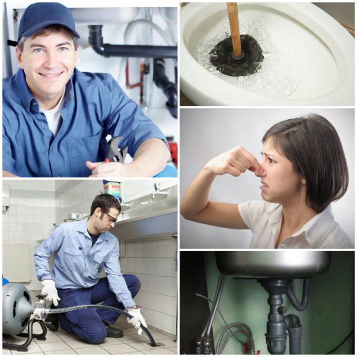 Самостоятельное устранение засора канализации