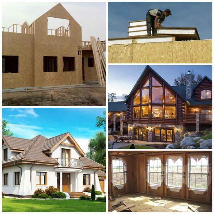 Сложно ли построить каркасный дом?