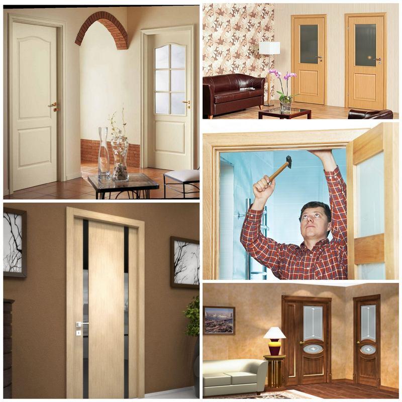 Выбор межкомнатных дверей - завершающий этап ремонта
