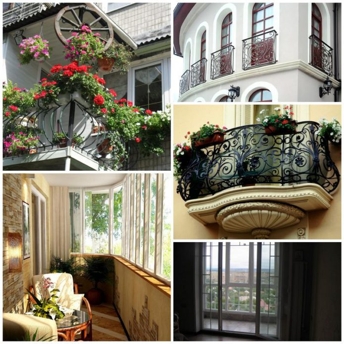 Балкон - в чем его необходимость