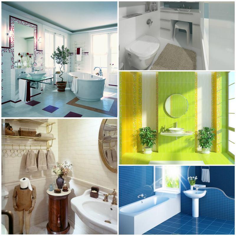 Чистая ванная комната: основные аспекты успеха