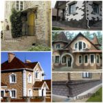 Каменная облицовка фасада – эстетика и надежность