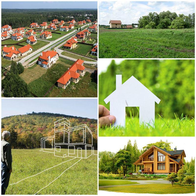 Как безопасно обзавестись участком для строительства дома