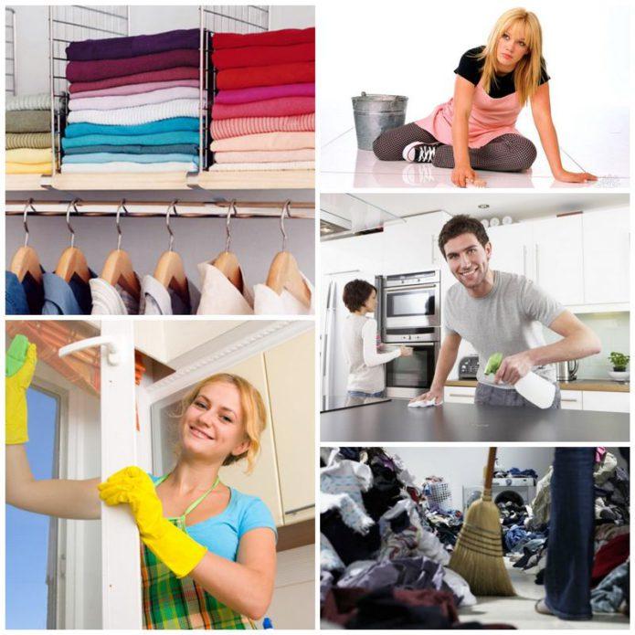 Как навести дома порядок и избавиться от хаоса